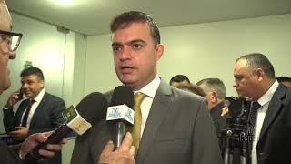 Posse de Fernando Santana como Deputado Estadual na Assembleia Legislativa do Ceará