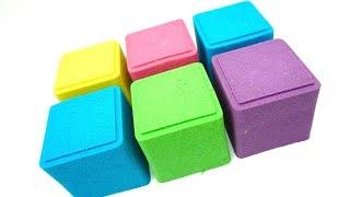 Сюрпризы и игрушки май литл пони  Сюрпризы из кинетического песка для детей  Детский канал Игрушк