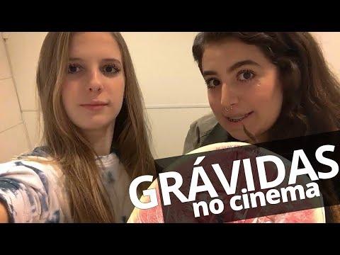 GRÁVIDAS NO CINEMA