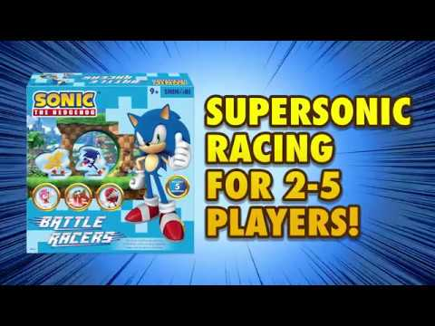 Sonic The Hedgehog: Battle Racers Game Overview