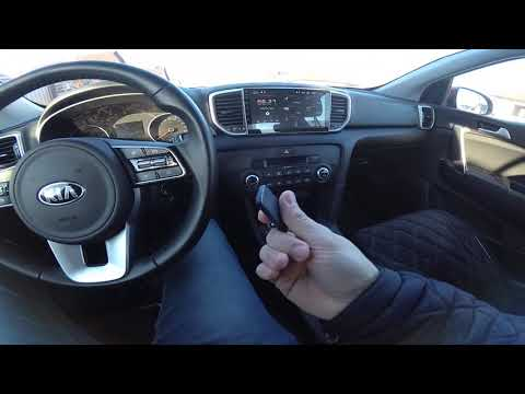 Kia Sportage 4 нужное и не нужное доп оборудование