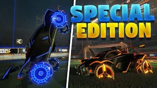 NEW SPECIAL EDITION ZOWIE AND ASIK WHEELS! Rocket League