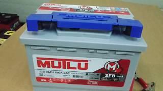 Аккумулятор MUTLU SFB 3  60 а ч