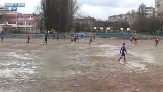 ДЮФК Черноморец 2 11:1 ДЮСШ-9 Атлетик (2 тайм)