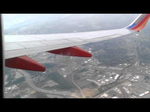 Takeoff from Dallas Love Field Airport (DAL)
