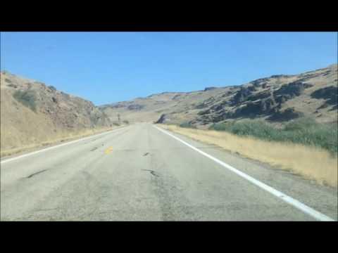 Drive: Mountain Home to Fairfield, Idaho