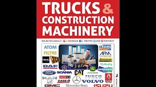 TRUCKS & CONSTRUCTION MACHINERY   May 2016 (ČESKÝ TRUCKER)