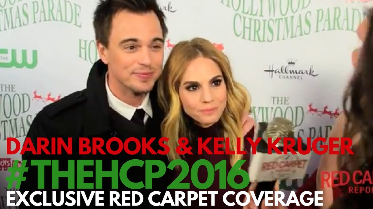 Darin Brooks & Kelly Kruger #BoldandBeautiful at 85th Hollywood ...