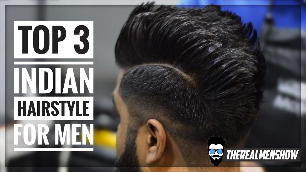 top 3 hairstyle for indian men/boys 2018   haircut hairstyle trend 2018    therealmenshow★ #18