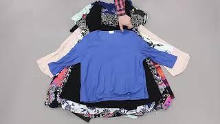 Секонд хенд крем Женский микс большие размеры Ladies fashion 18