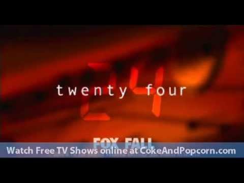 24 - TV Series - Official Trailer