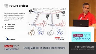 Using Zabbix in an IoT architecture