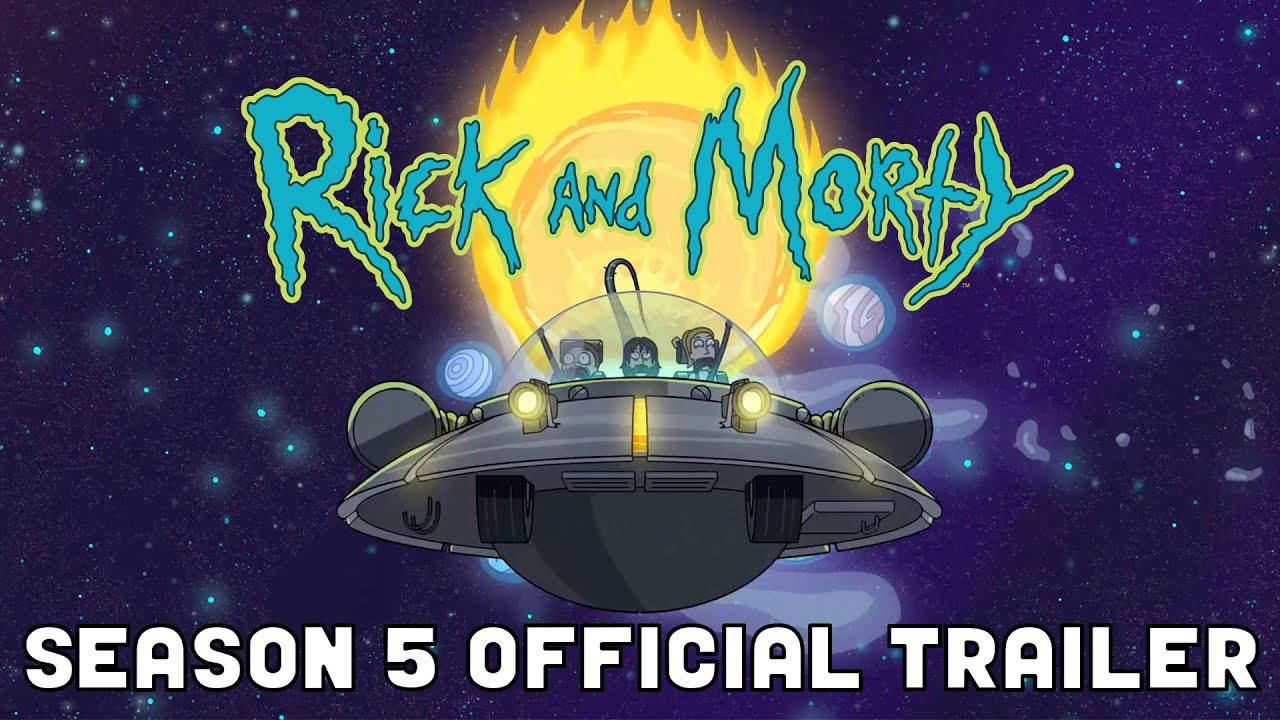 Download OFFICIAL TRAILER: Rick and Morty Season 5 | adult swim