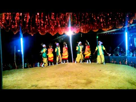 Ghatsila Chhapal Chhapal Dance competition 2014,  At Narayanpur, Ghatsila, Jamshedpur