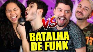 BATALHA DE CASAIS - FUNK PESADÃO