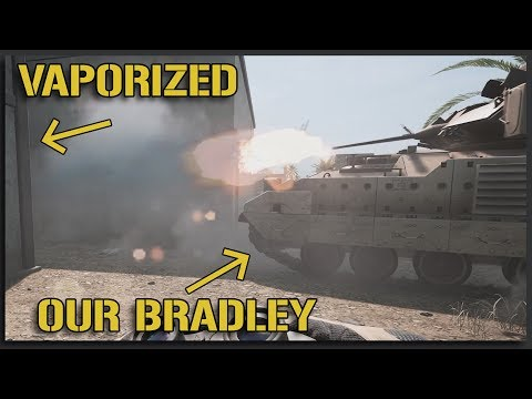 Walking in the Bradley (Ft. PhlyDaily) - v11 Squad Gameplay