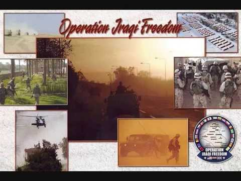 Operation Iraqi Freedom Tribute 2003