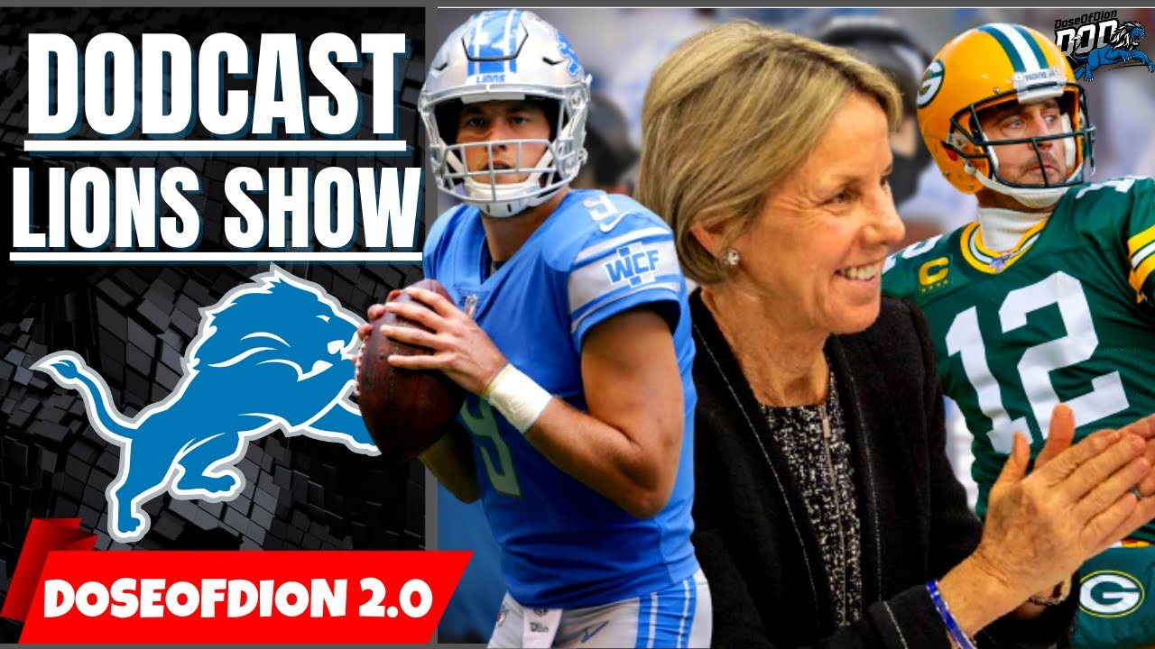 Download Lions News & Rumors/Stopping The Packers Offense/Call-Ins DODcast ep.1
