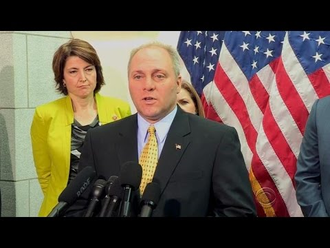 House GOP leader says he spoke at white-supremacist event