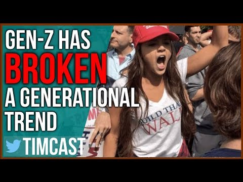 Conservative Generation Z Is Breaking The Trend Toward The Left