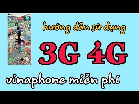 Hack 3g| 4g Vinaphone miễn Phí | Duy Vlog
