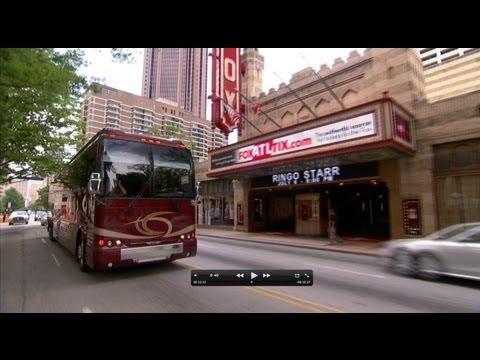 Rock & Roll Tour Bus World  -  Star Coaches, Inc.