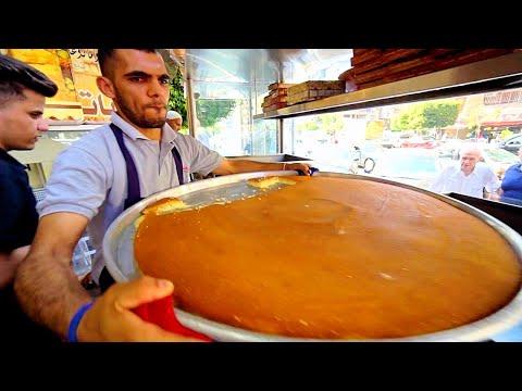 Beirut's BEST Street Food - LEBANESE BREAKFAST at Al Soussi!! Street Food in Beirut Lebanon!