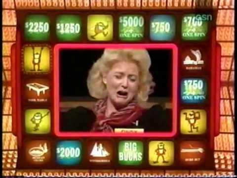 Press Your Luck #491 - Cindy/Kurt/Bill