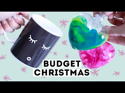 Budget Christmas Ideas: DIY Gifts, DIY Decor and Budget Tips!