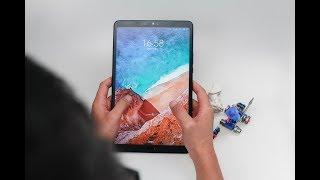 """Xiaomi Mi Pad 4 Plus - стал """"прямым конкурентом"""" iPad"""