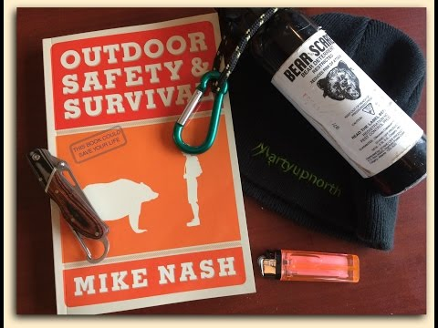Outdoor Safety & Survival  Series - Part 1 - Introduction
