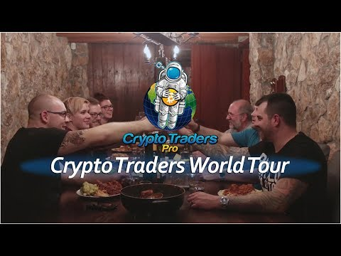 Crypto Traders World Tour - Episode 1: Gibraltar & Barcelona