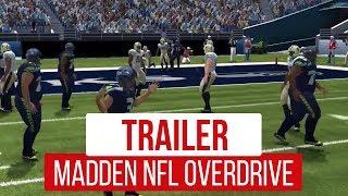 Madden NFL Overdrive - Trailer E3 2018
