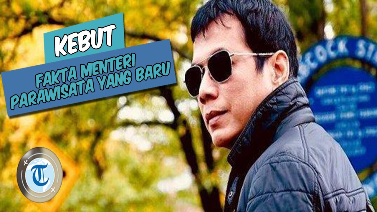 KEBUT | Wishnutama, Menteri Pariwisata dan Ekonomi Kreatif Kabinet Indonesia Maju Jokowi-Ma'ruf