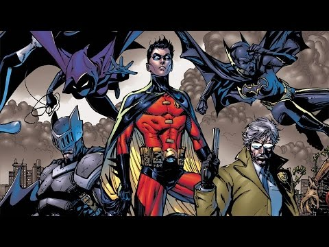 Batman: Battle For The Cowl | Part 2 - Army Of One | Issue #2 / Motion Comic