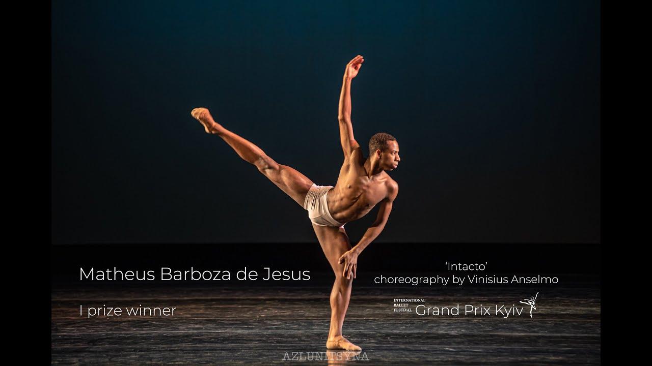 Matheus Barboza de Jesus -'Intacto' - Grand Prix Kyiv 2020 Gala Concert
