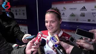 Eugénie Le Sommer (OL) : « Ce genre de match, on sait comment les aborder »
