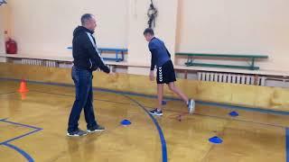 Комбинация: прикладная и спорт  игры. Школьный этап ВсОШ 2017