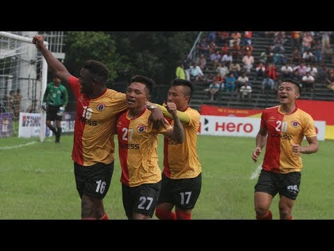 Sadhna News CFL Live: East Bengal vs WB Police | Full Match, Goals & Special Moments