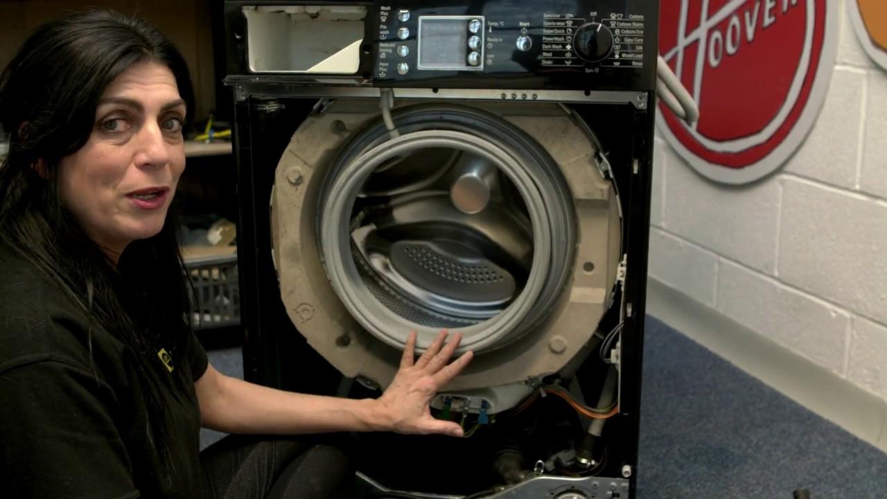 comment changer la pompe de vidange d 39 un lave linge bosch youtube
