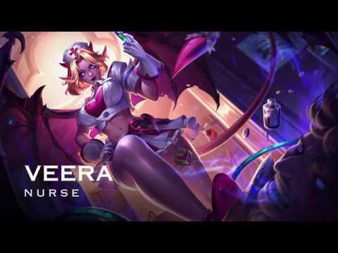 Arena Of Valor Veera Nurse