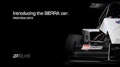 Introducing the SIERRA car. Pikes Peak 2018