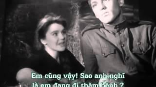Bài Ca Người Lính - Ballad of a Soldier (1959) phần 07.flv