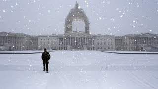 Snowfall at the Capitol - [Originally Aired Live]