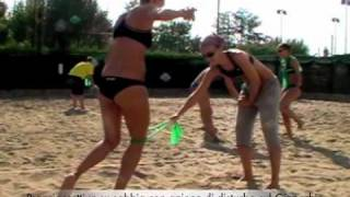 Progressione Didattica Propriocettiva nel Beach Volley
