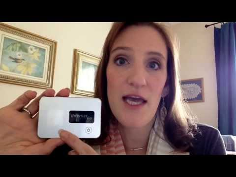 Internet on the Go Mobile Hotspot (3G) Device Review