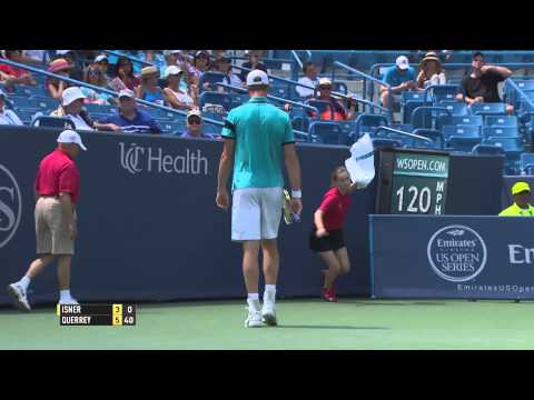 2015 Western & Southern Open Cincinnati - ATP Tuesday Highlights