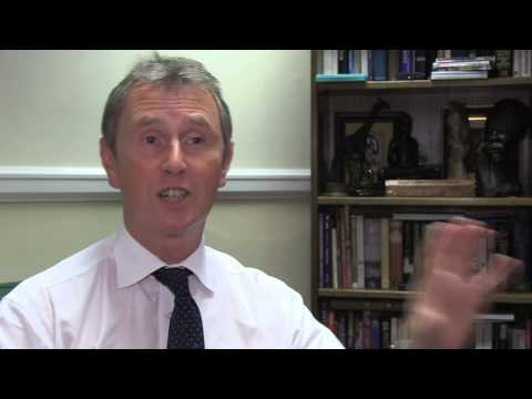 Nigel Evans Interview