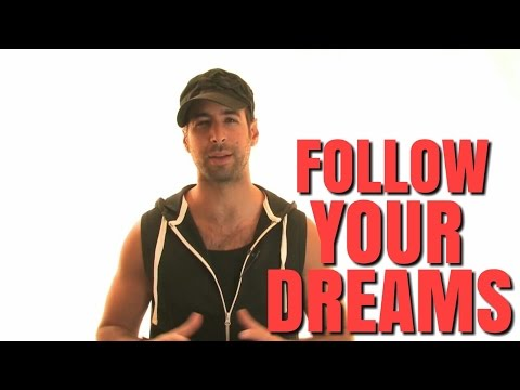 Follow Your Dreams & Never Give Up (Part 2) – Motivational Video