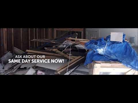 Junk Removal Omaha Hauling Trash Debris Omaha NE   MCC Cleaning Omaha